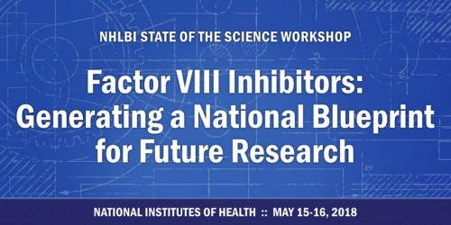 The goal of this hemophilia workshop is to improve awareness of factor VIII immunogenicity and factor VIII inhibitor prevention and eradication.